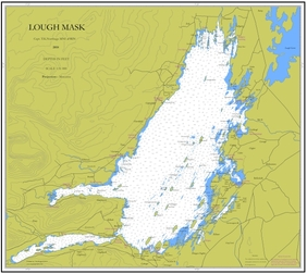 AnglingCharts - up-to-date GPS and paper charts of Lough Corrib and