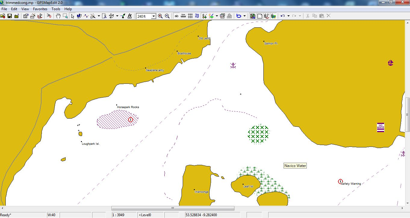 how to add contours in gis