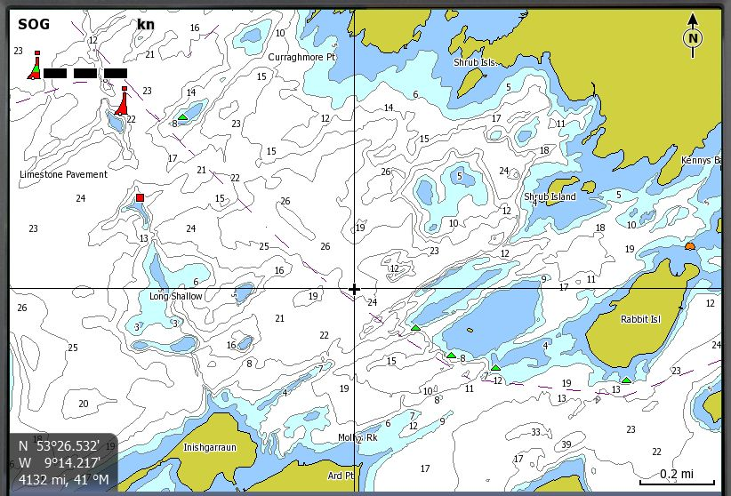 Map Of Ireland Lakes.Anglingcharts Up To Date Gps And Paper Charts Of Lough Corrib And