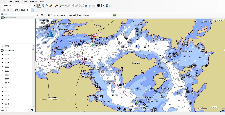 Garmin Maps Download >> Corrib on your PC